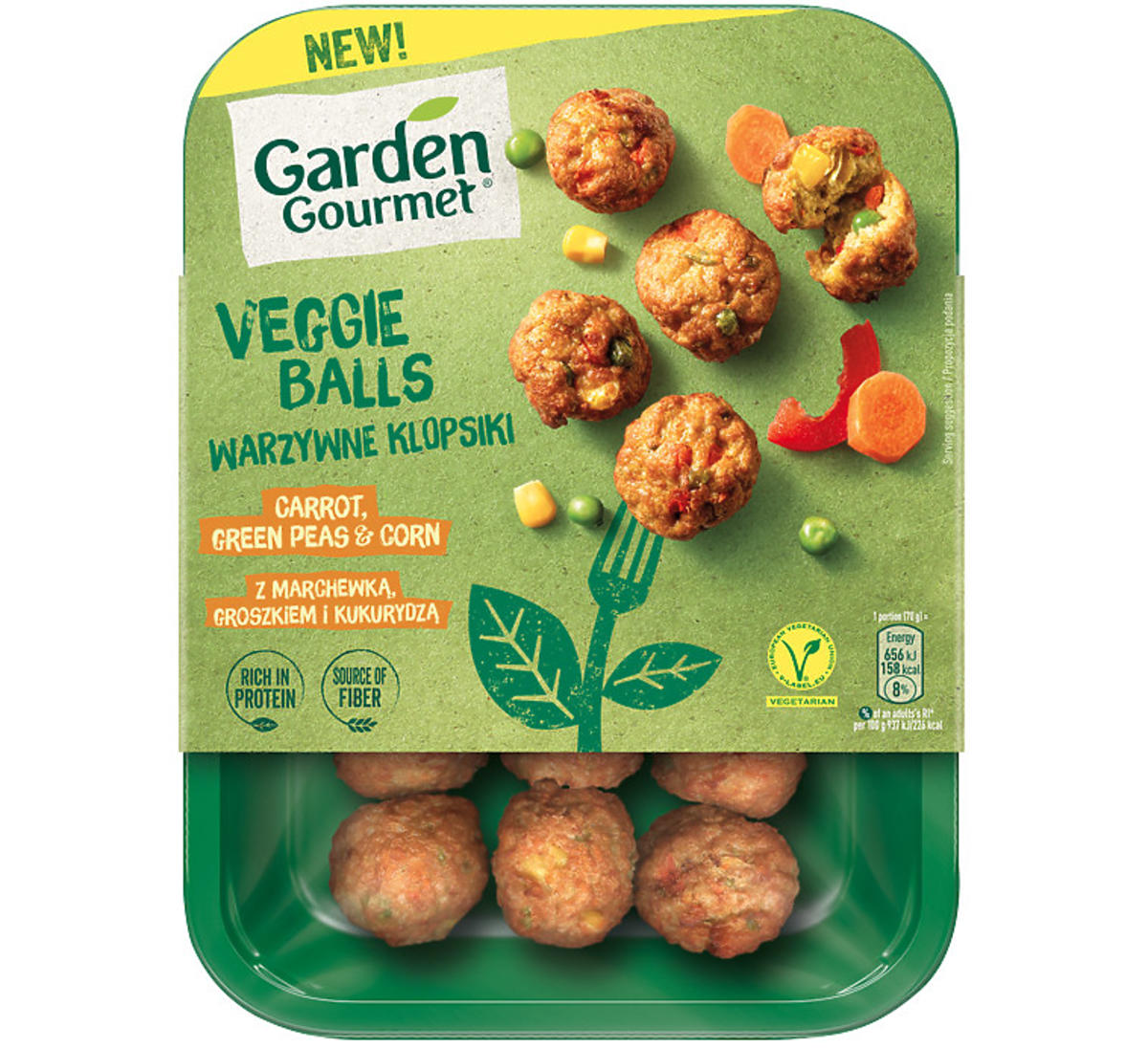 Roślinne zamienniki mięsa od Nestlé już na sklepowych półkach