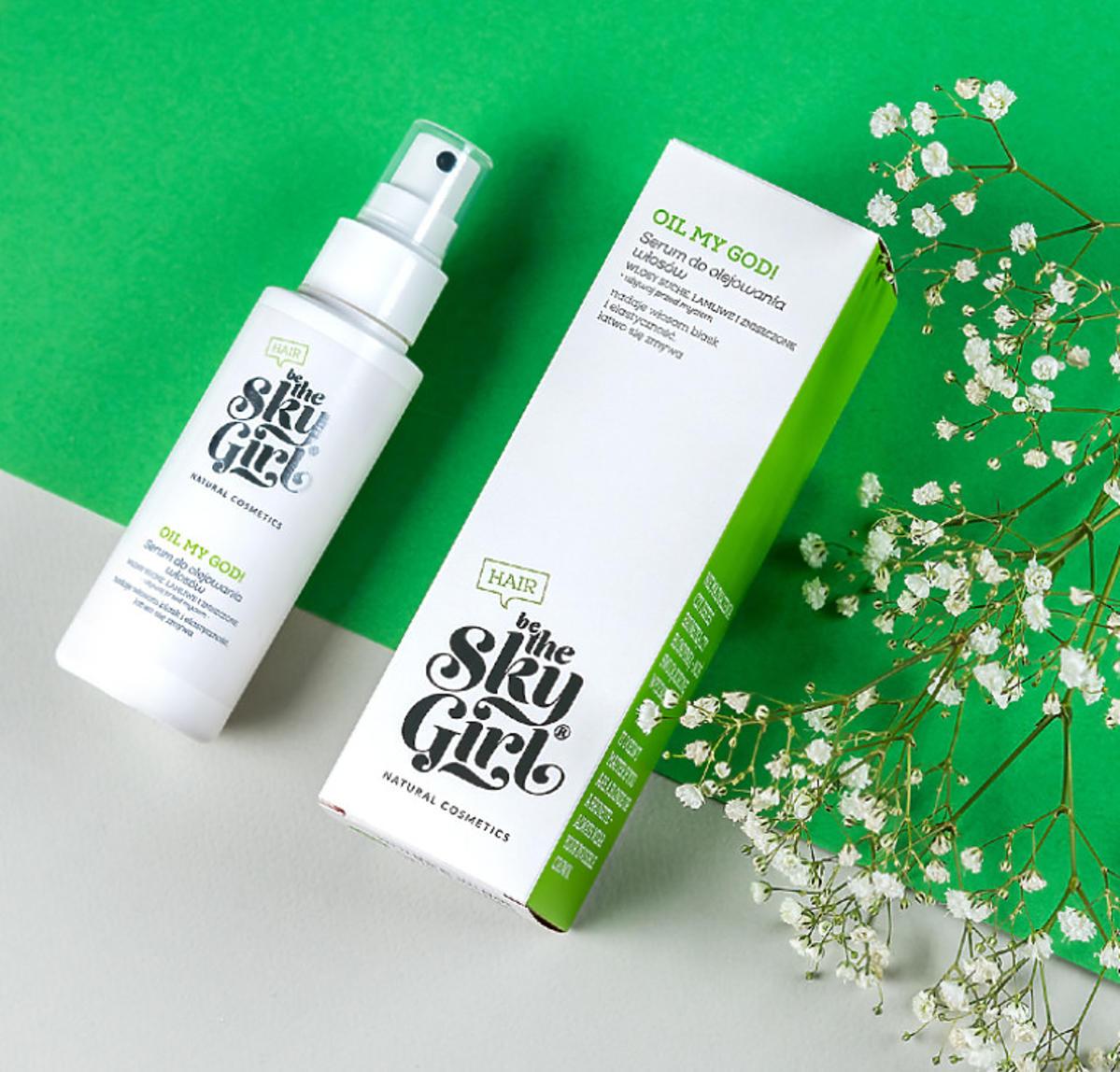 Serum do olejowania włosów BTSG