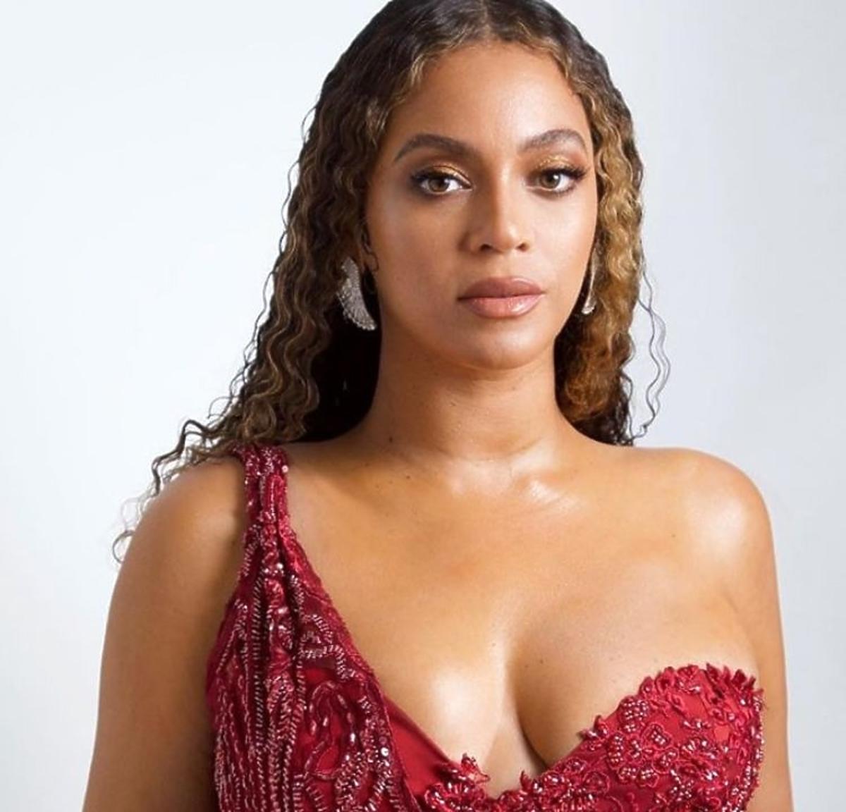 Karbowane fale - Beyonce