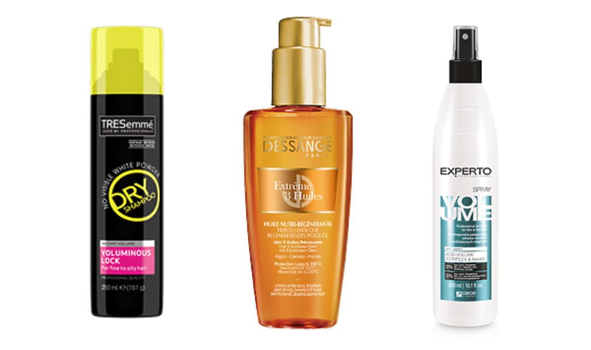 Kosmetyki do włosów na zime