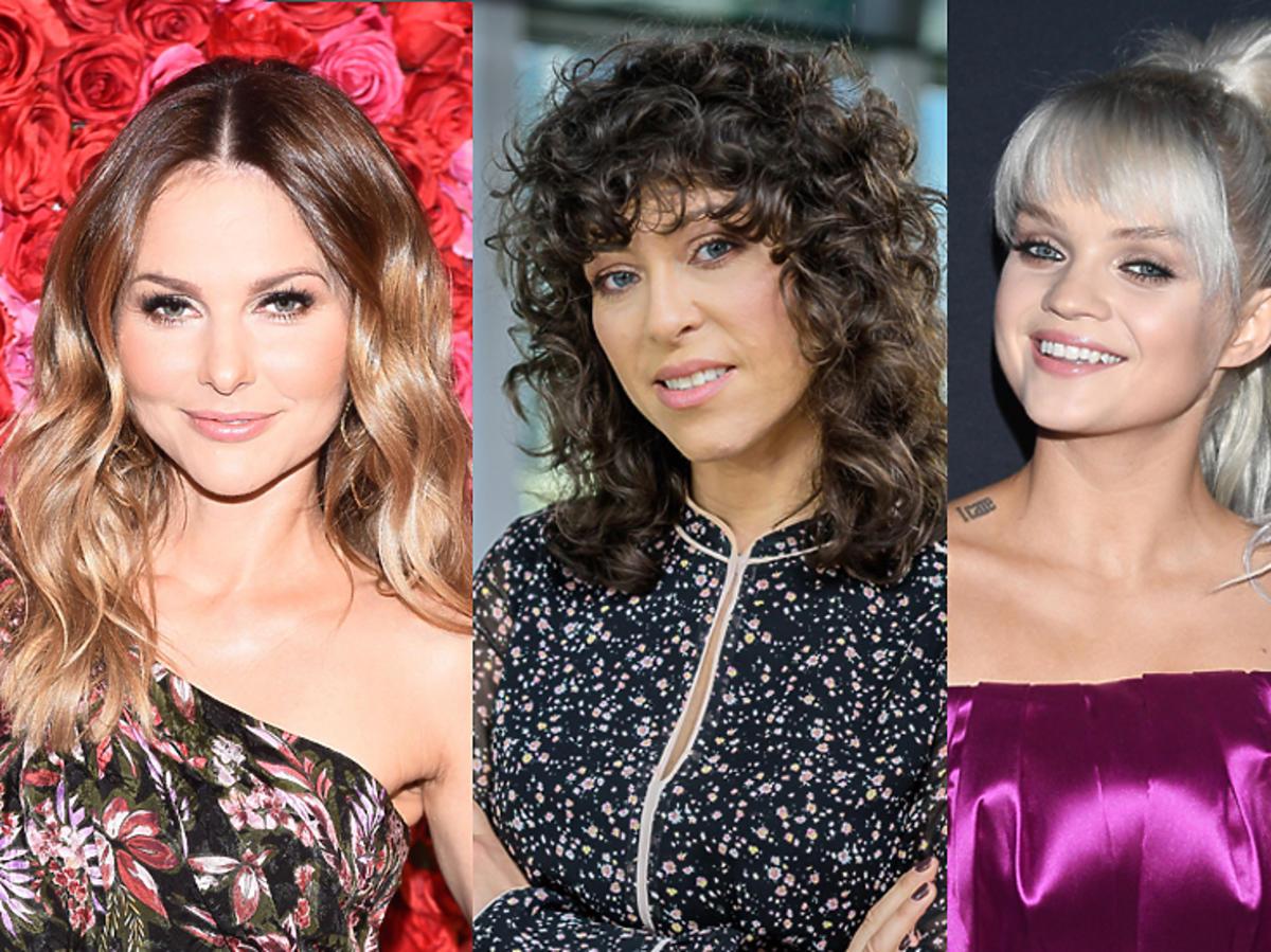 Najmodniejsze fryzury 2019: Paulina Sykut-Jeżyna, Natalia Kukulska, Margaret