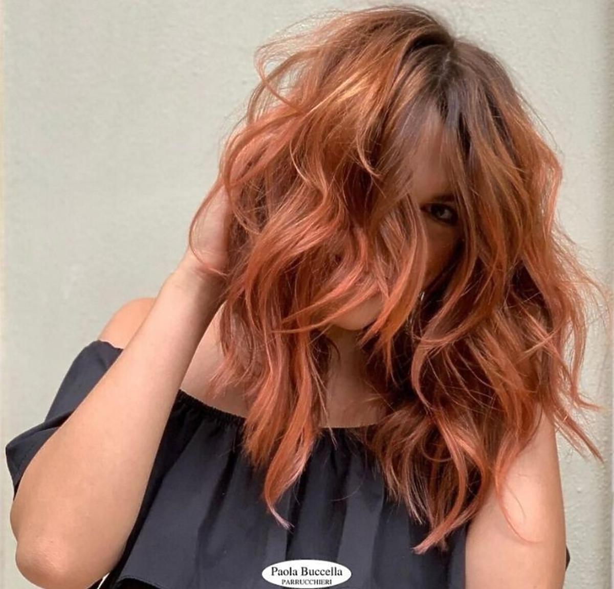Te fryzury dla długich włosów na 2020 rok  są hitem Instagrama /paolabuccellaparrucchieri