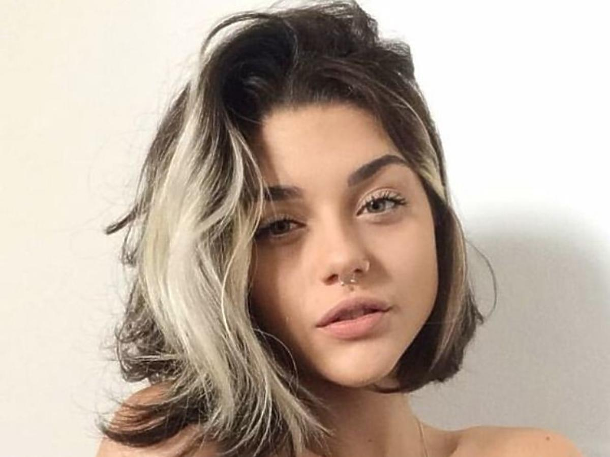 Trendy wiosna 2020: koloryzacja drenched hair color
