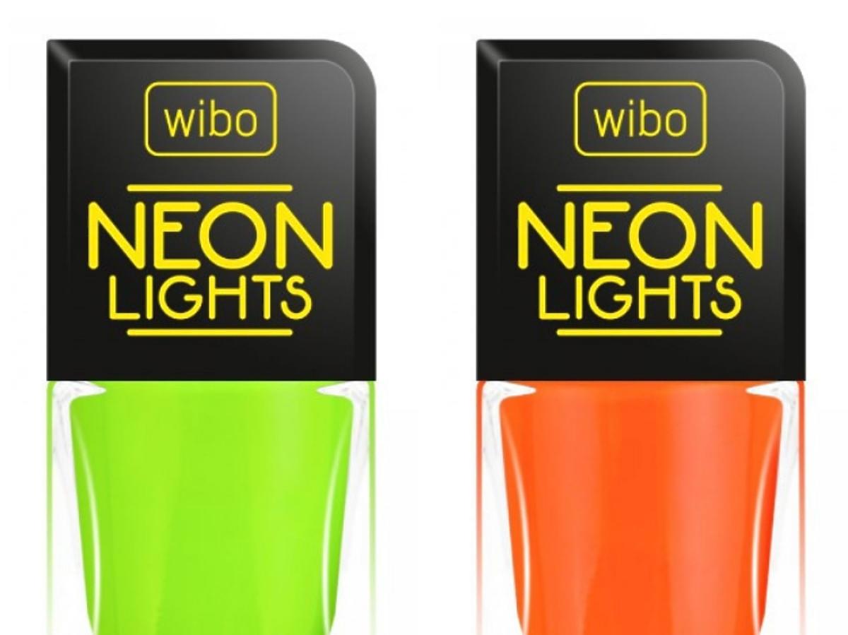 Lakiery Neon Lights Wibo