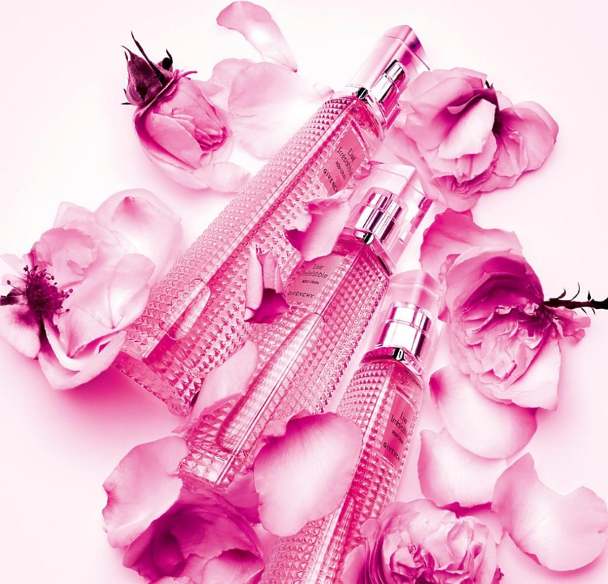 Live Irresistible Rosy Crush – nowa woda perfumowana  Givenchy