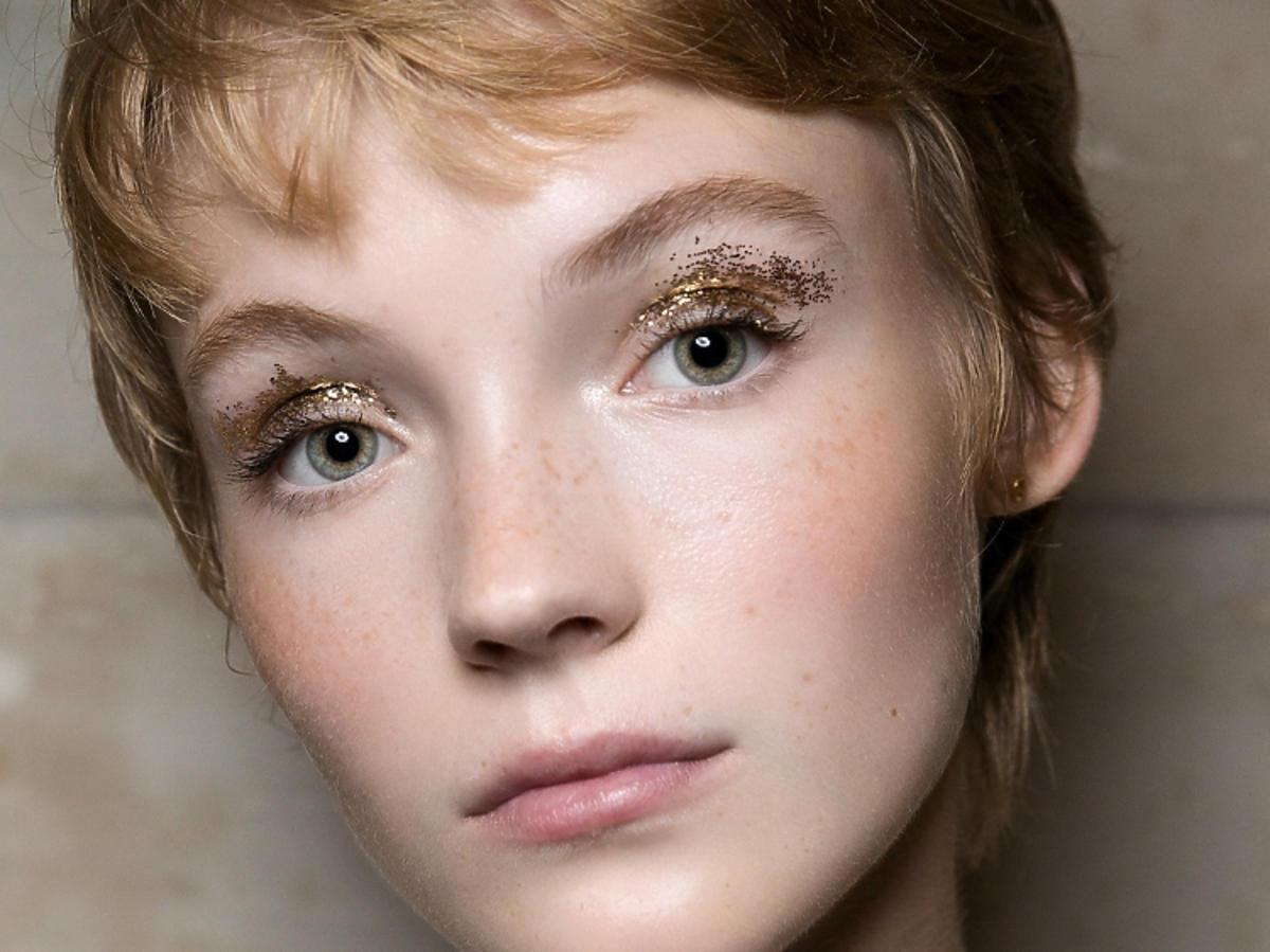 Kate Spade makijaż wiosna-lato 2019
