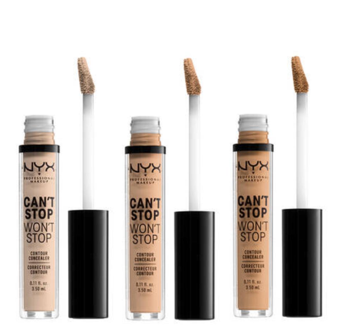 Korektory Can't Stop Won't Stop NYX Professional Makeup