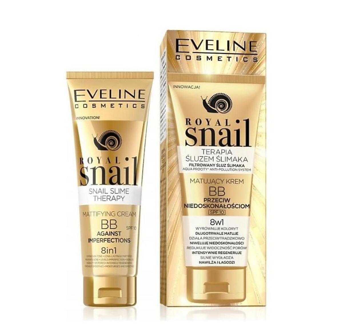 Krem BB Royal Snail od Eveline Cosmetics