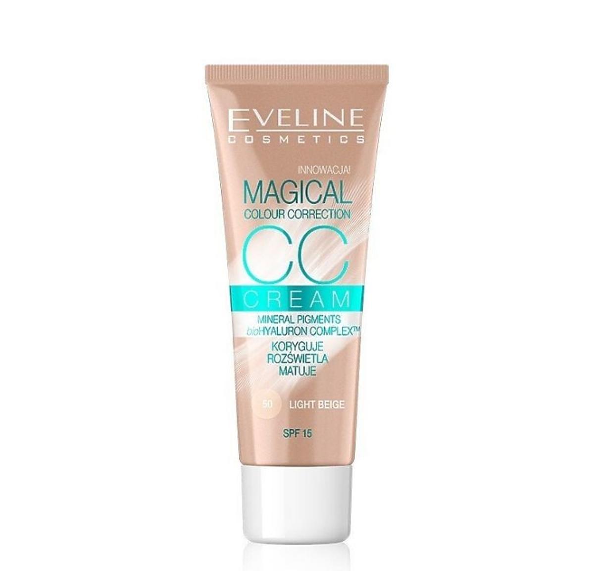 Krem Magical CC od Eveline Cosmetics