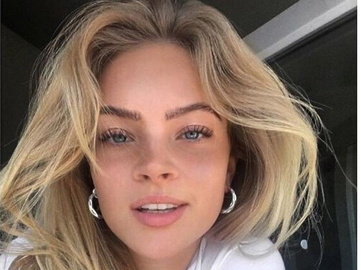 Makijaż wykonany z użyciem kremu CC