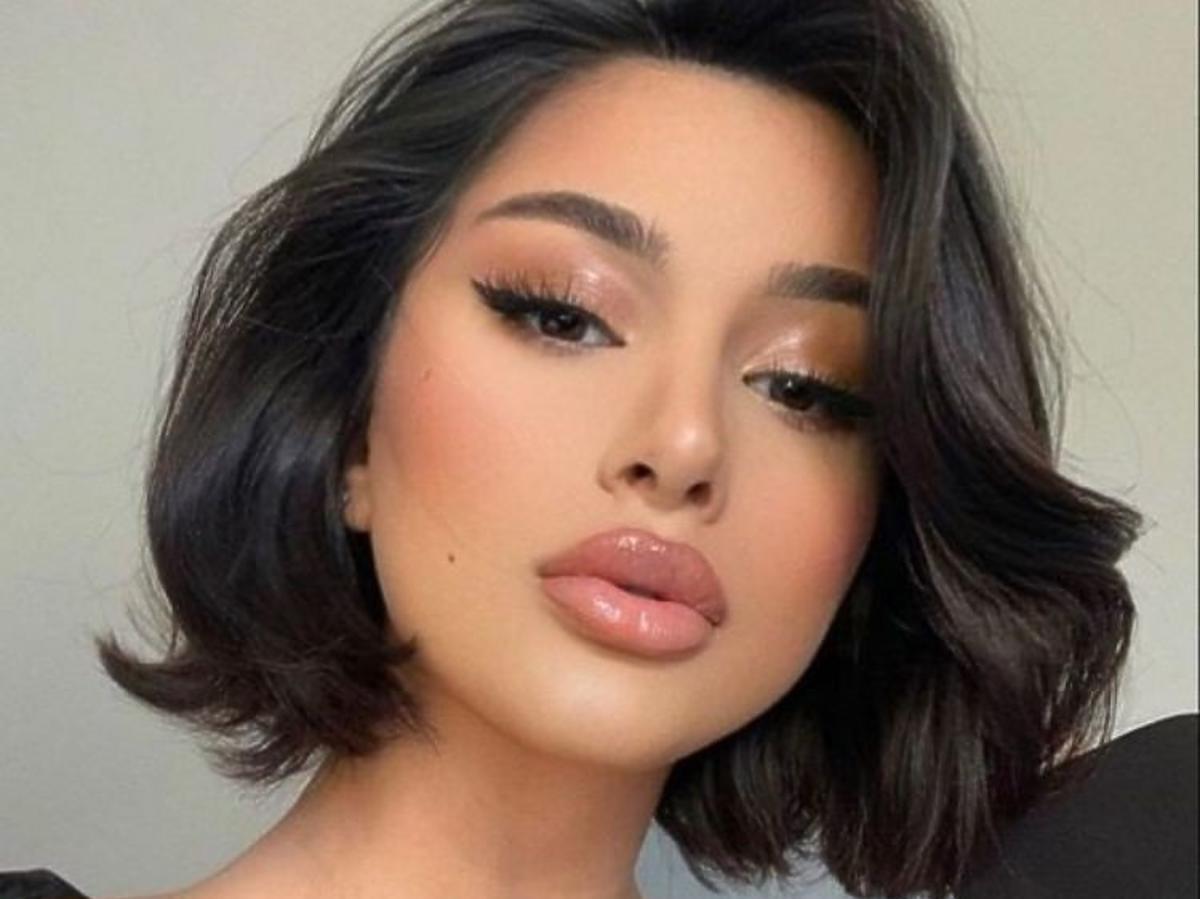 Makijaż z matową cerą