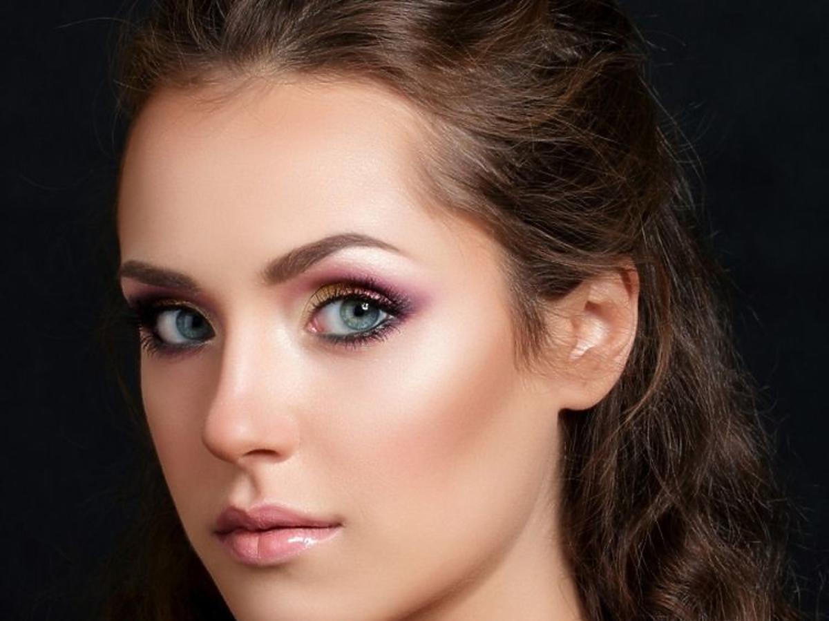 Makijaż z wydłużającym tuszem do rzęs