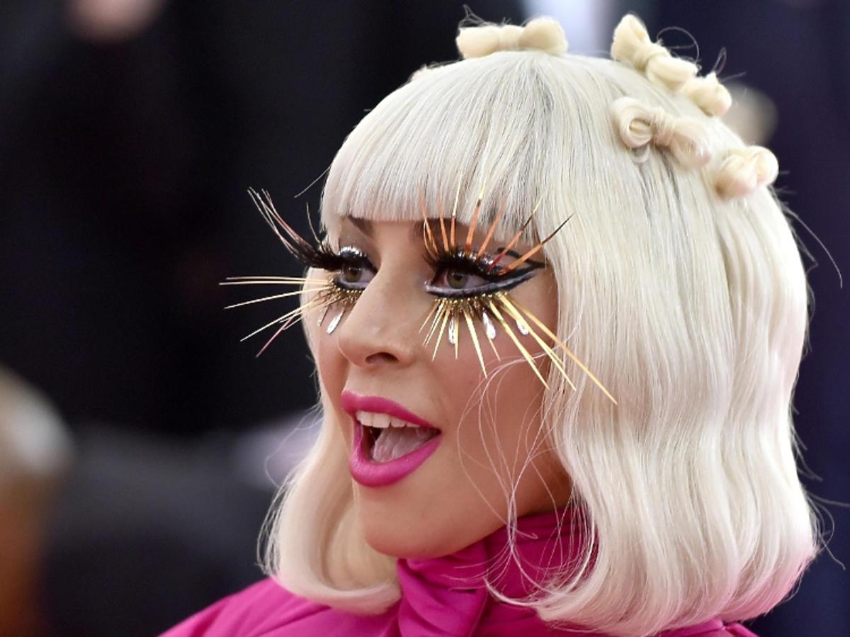 Met Gala 2019 - najbardziej kontrowersyjne makijaże: Lady Gaga