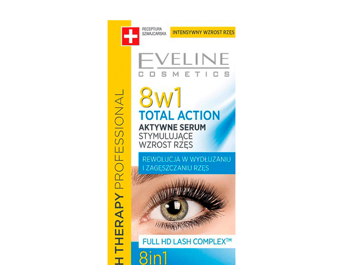 Odżywka do rzęs Eveline Cosmetics