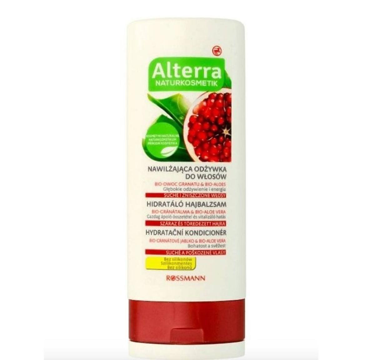Odżywka do włosów Bio-owoc Granatu i Bio-Aloes Alterra