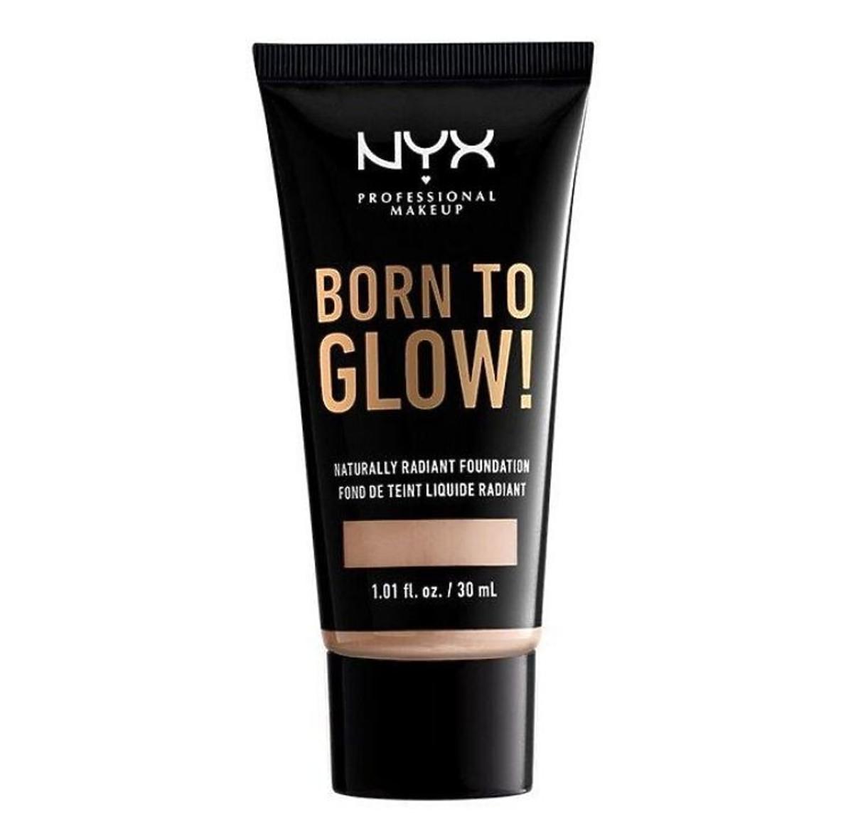 Podkład Born to Glow NYX