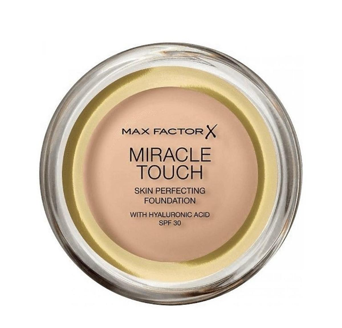 Podkład Miracle Touch Max Factor