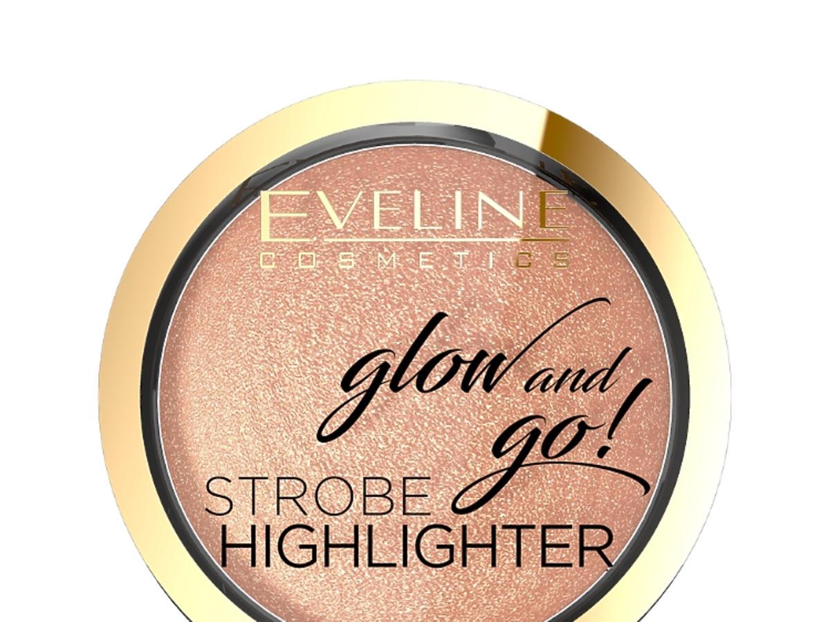 Rozświetlacz Glow and Go! Eveline Cosmetics