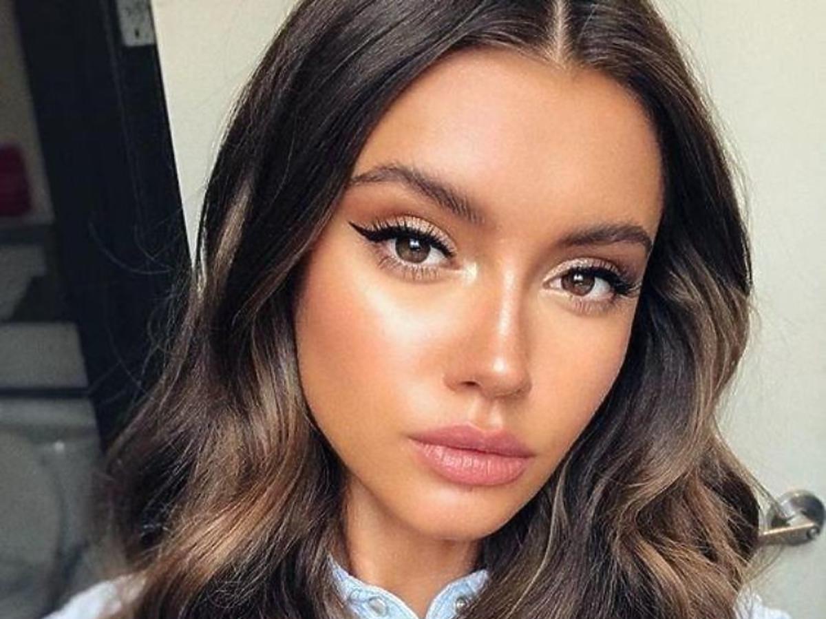 Świetlisty makijaż