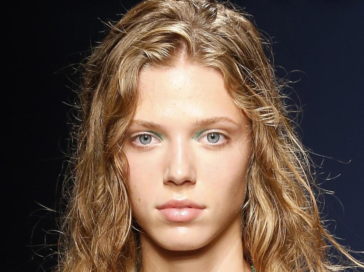 Trendy w makijażu na wiosnę 2019: zielone oko/Tiziano Guardini