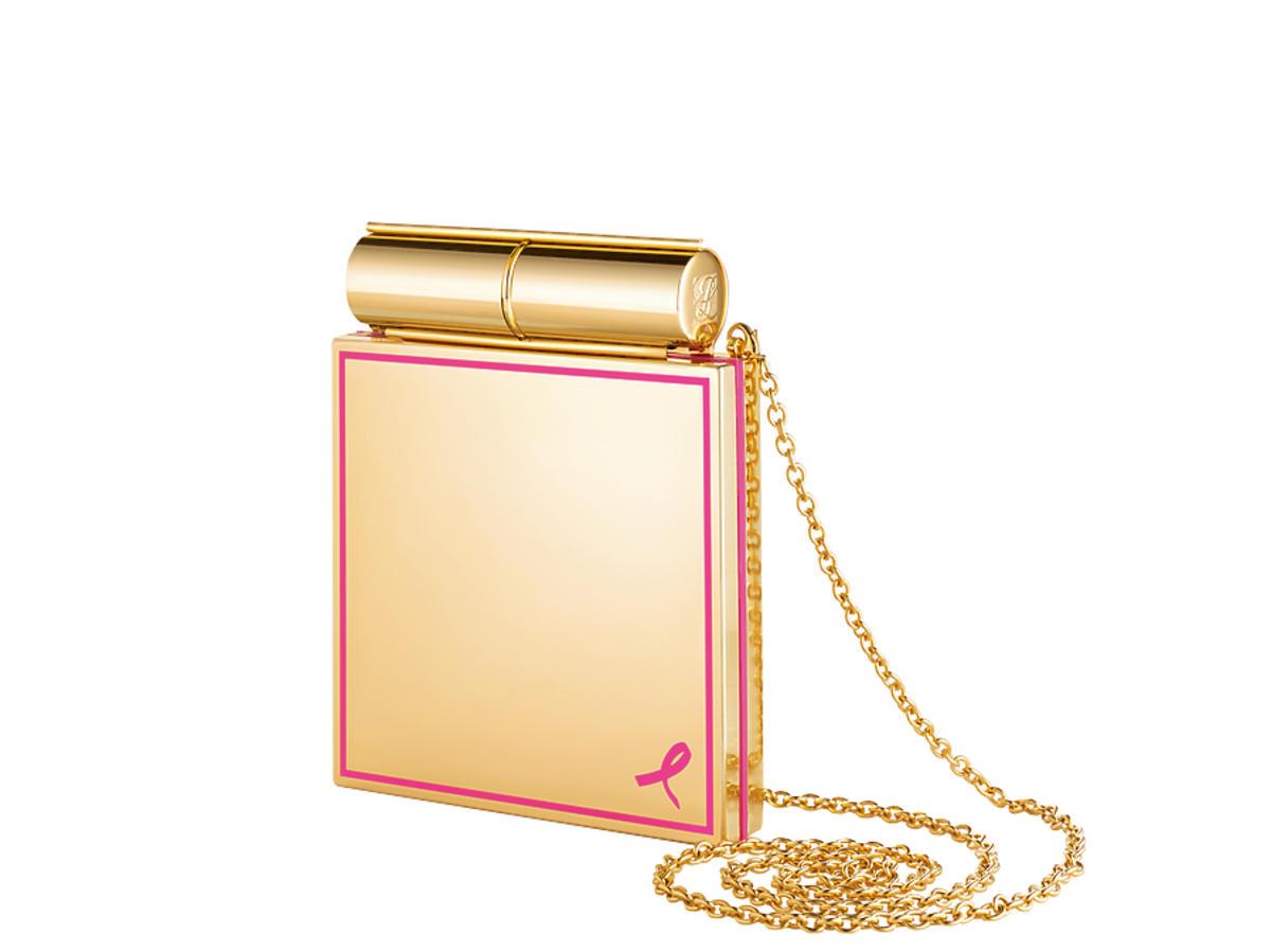 Paleta do makijażu Powerful Pink Contour & Highlight Minaudiere, Estee Lauder, 425 zł (salony  rmowe Estée Lauder, Esteelauder.pl)