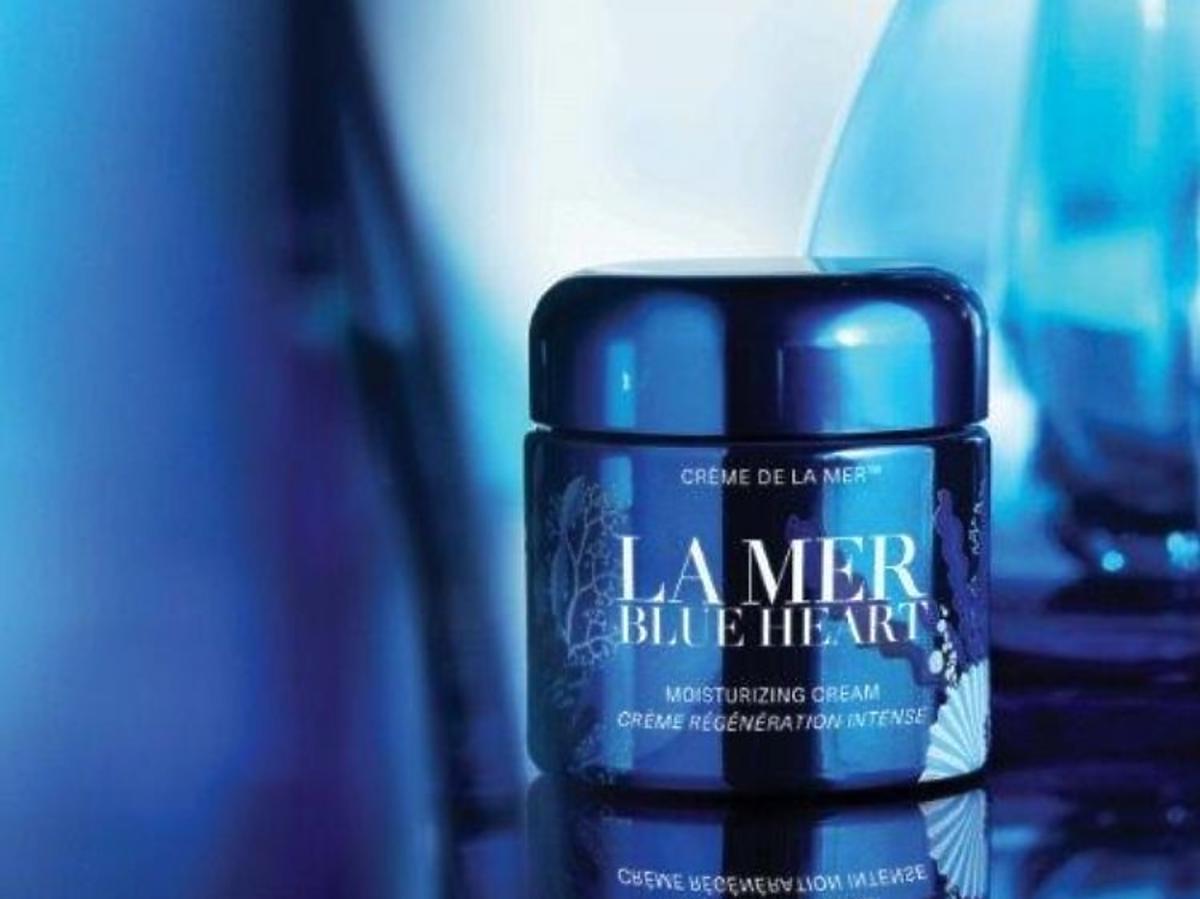 Edycja limitowana Blue Heart Crème de la Mer 2019