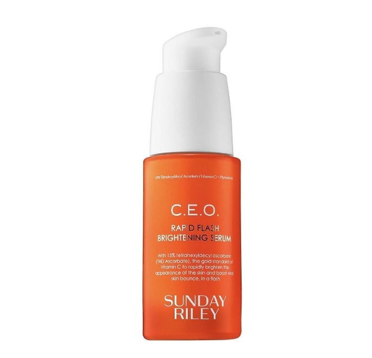 Serum C.E.O. SUNDAY RILEY