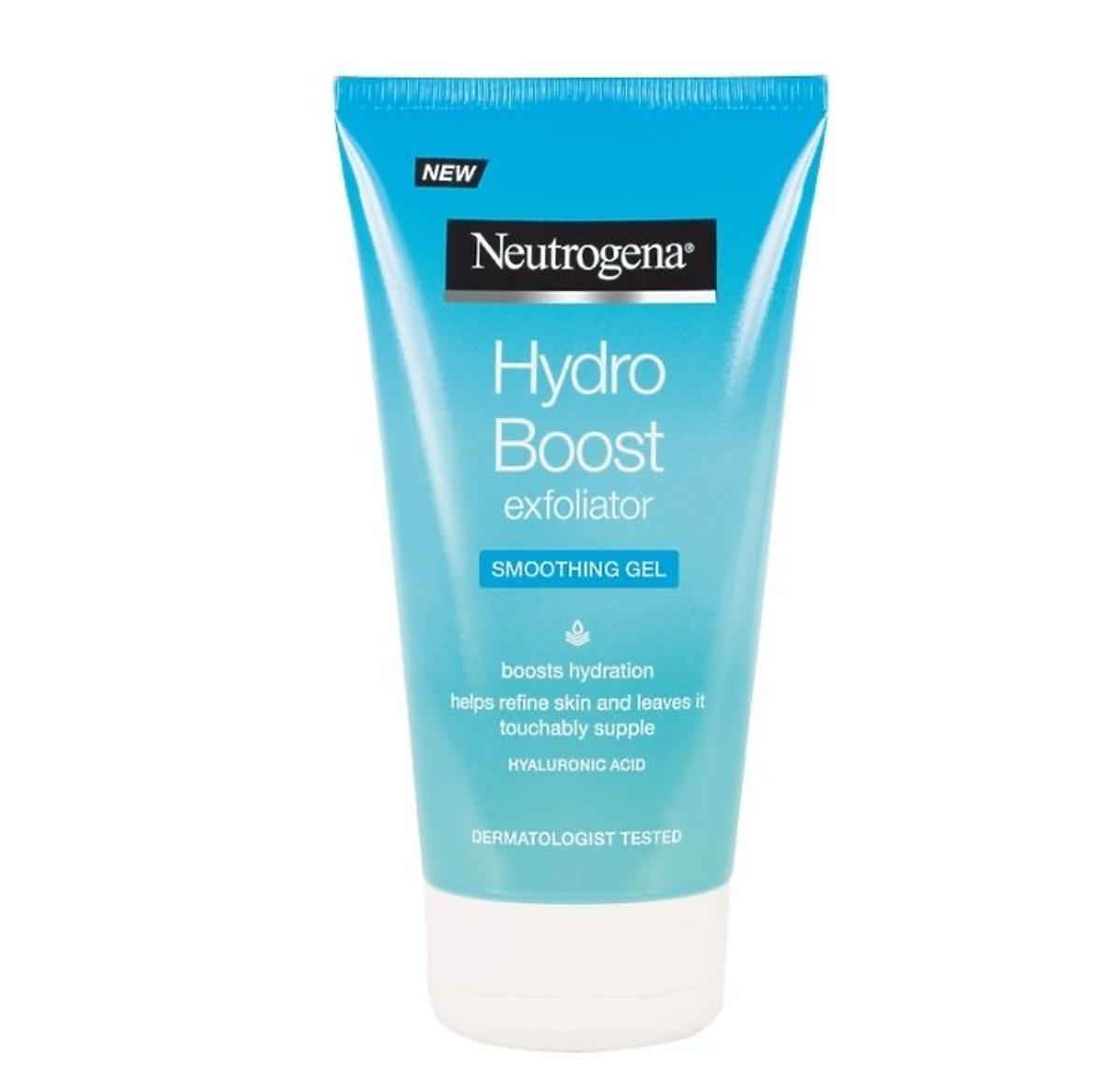 Wygładzający peeling do twarzy Hydro Boost Neutrogena