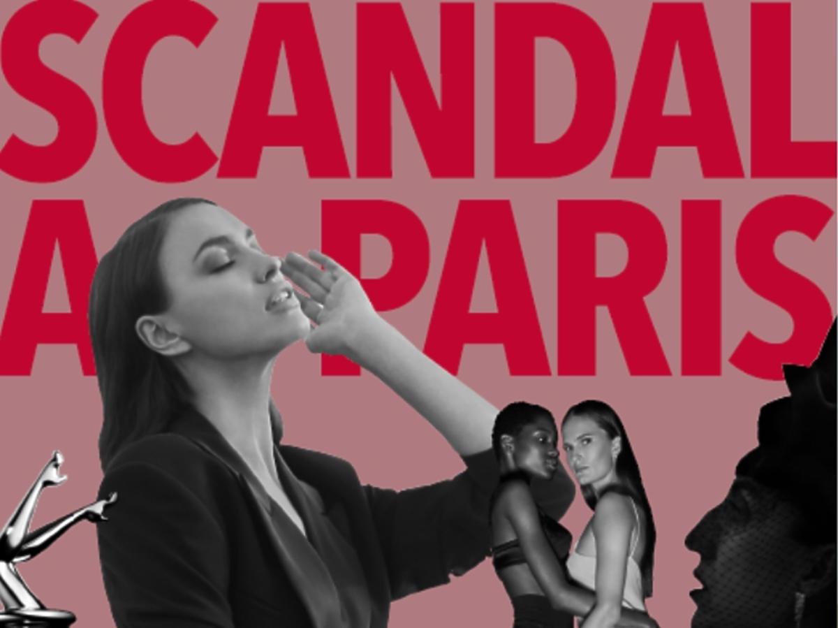 Rekkama zapachu SCANDAL A PARIS Jean Paul Gaultier