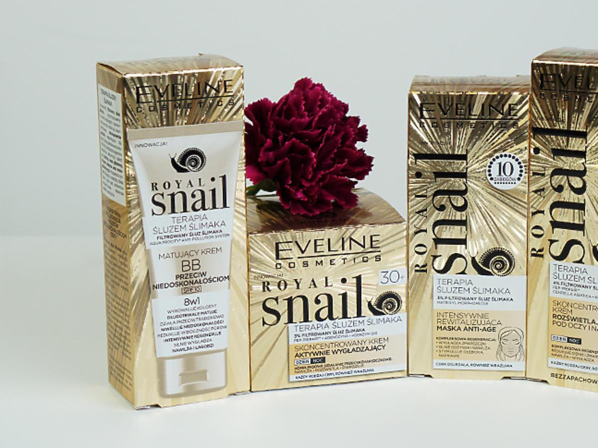 Royal Snail od Eveline Cosmetics