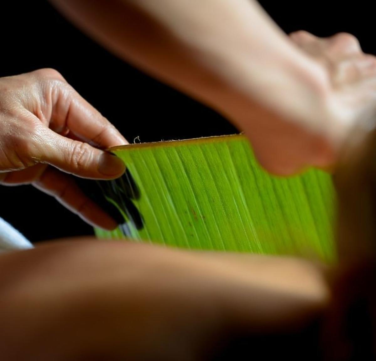 Filipiński masaż hilot