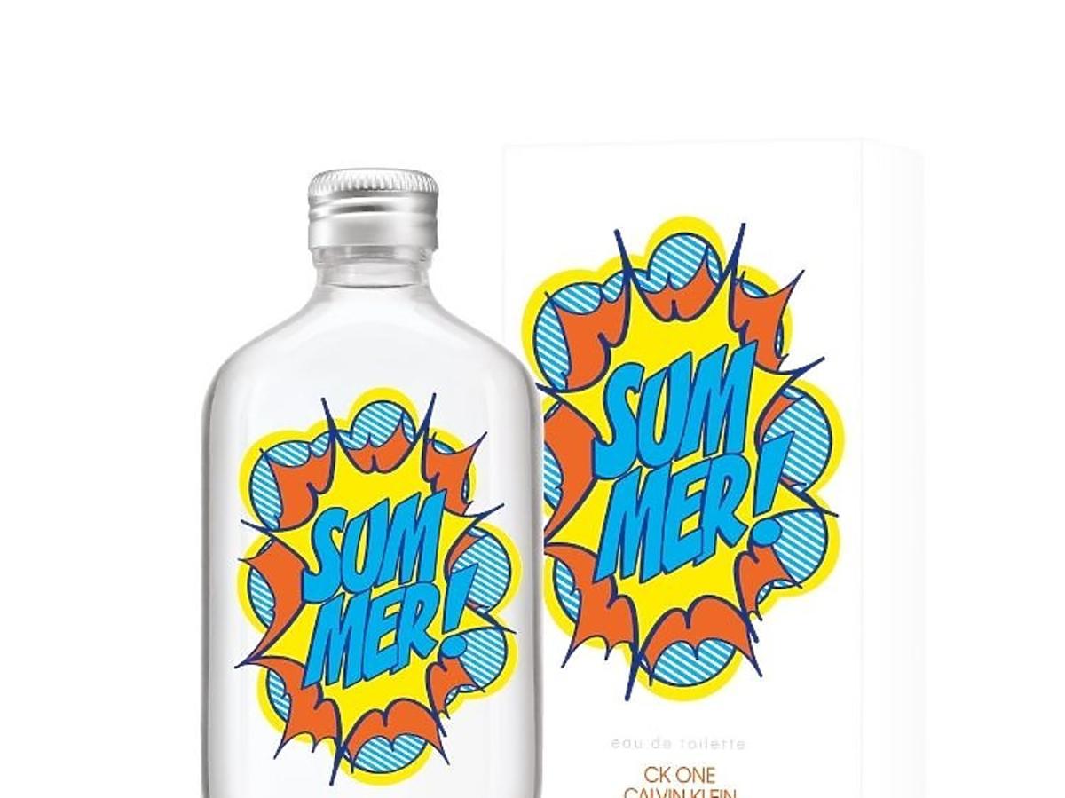 Zapachy na Dzień Matki: CK One Summer, Calvin Klein