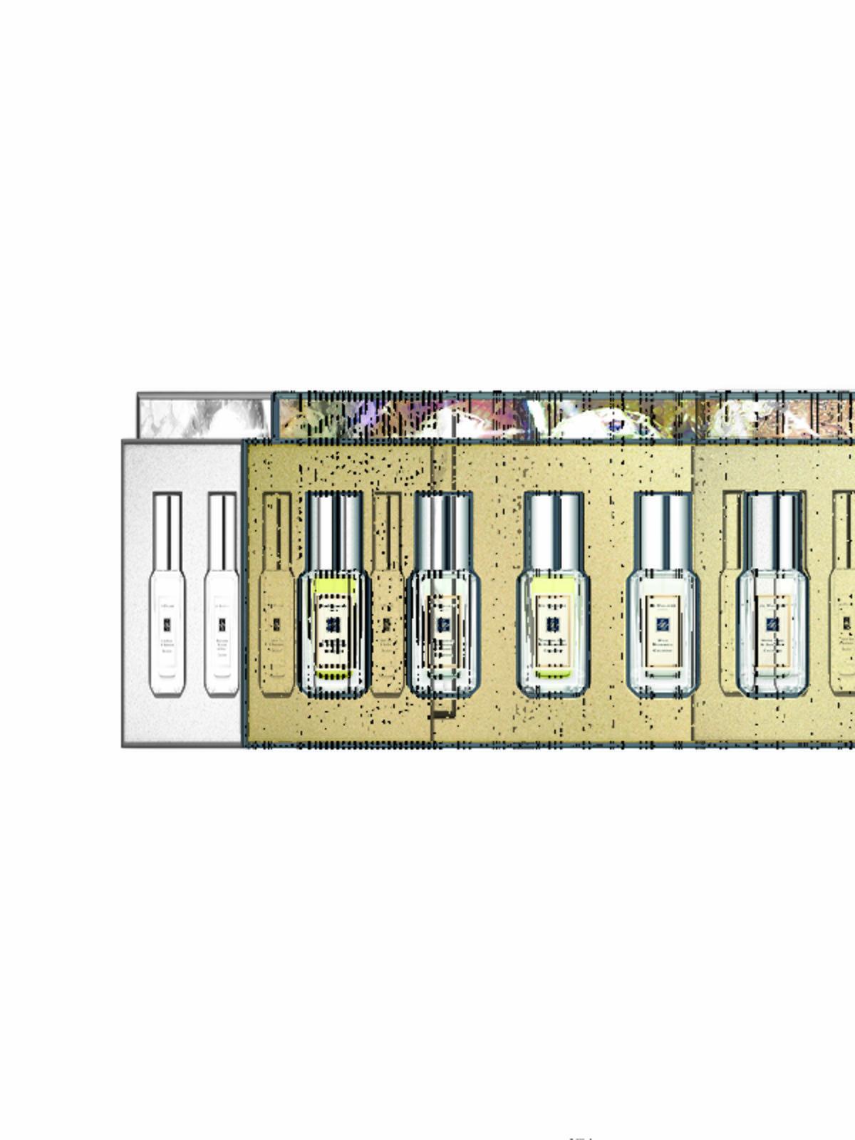 Zestaw zapachowy Cologne Collection, Jo Malone London, 369 zł  (Douglas)