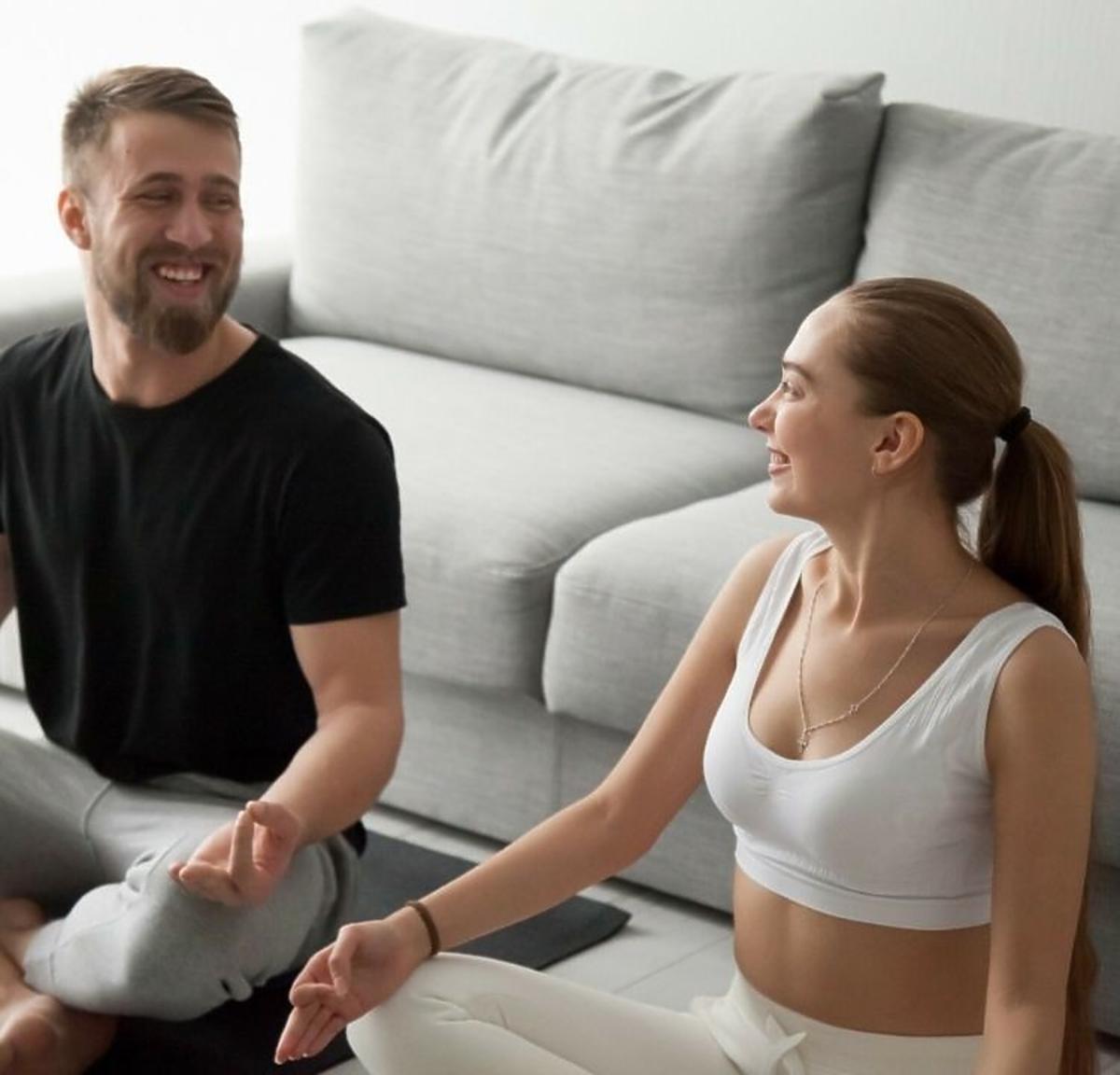 Yoga dla par