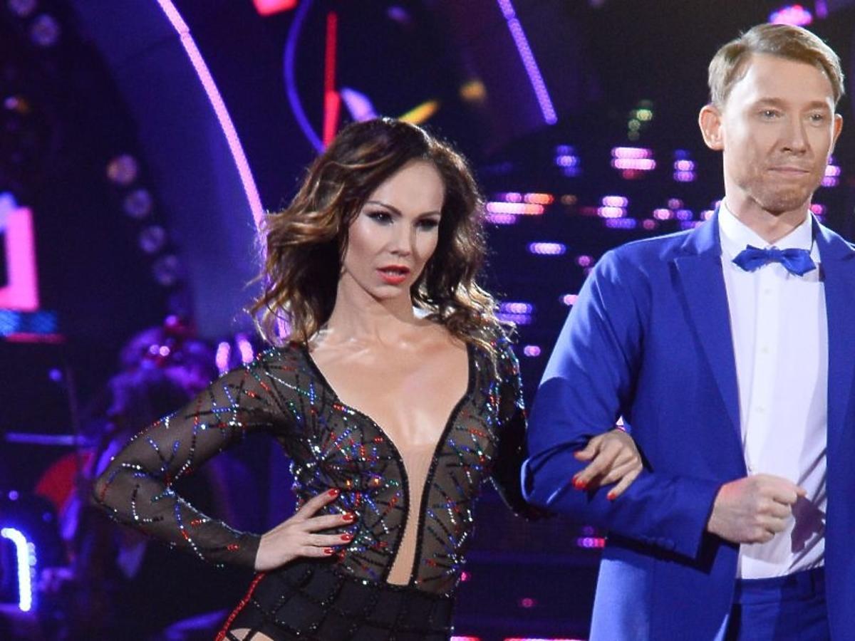 Nina Tyrka, Rafał Mohr na parkiecie Tańca z gwiazdami