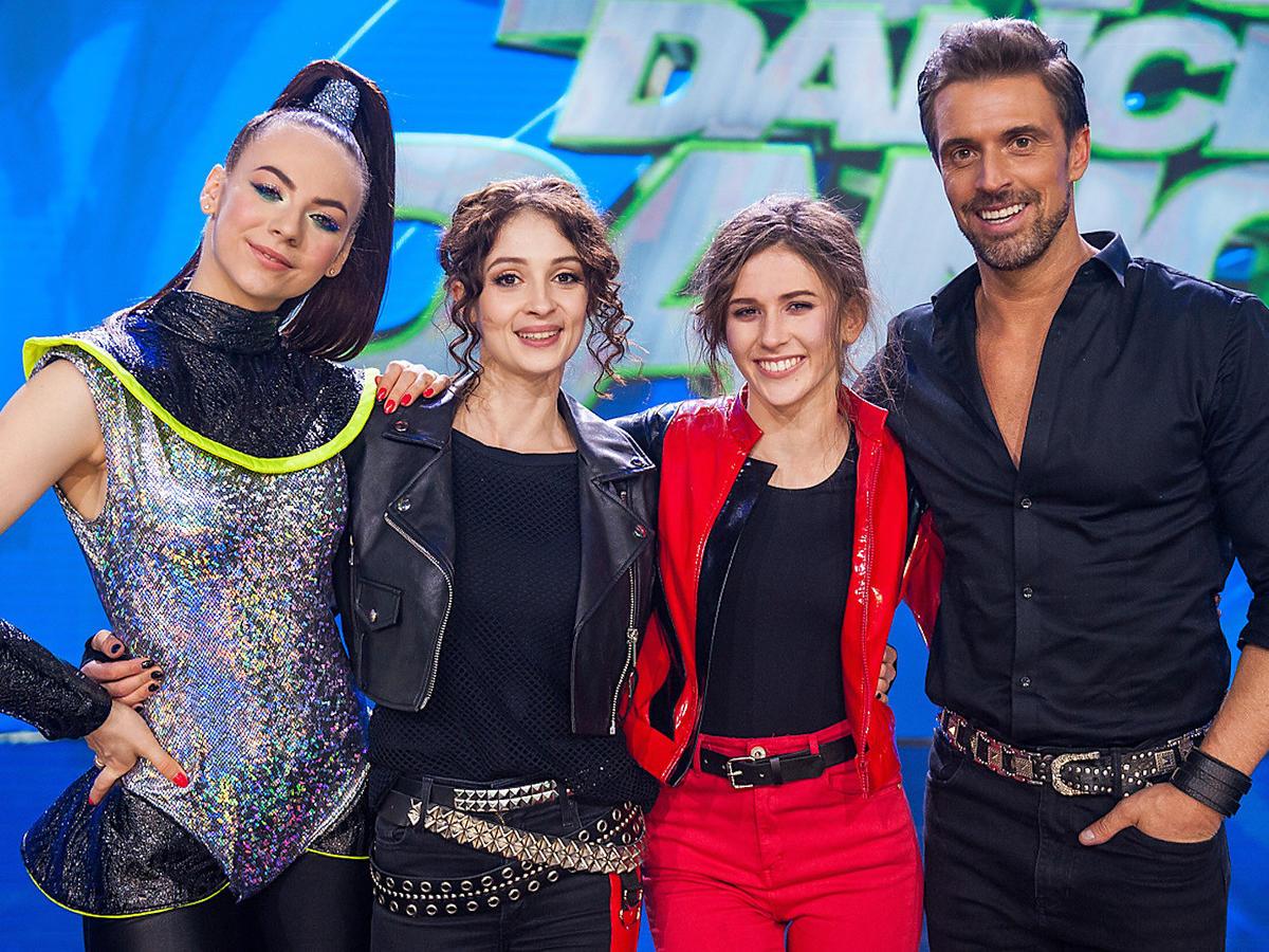 """Anna Matysiak, Roksana Węgiel, Staszek Karpiel Bułecka i Oliwia Górniak w finale """"Dance Dance Dance"""""""