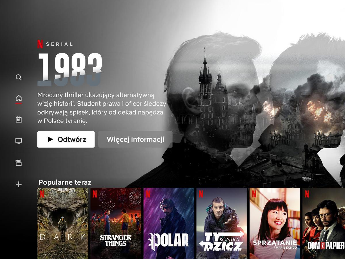 Co nowego oglądać na Netflix
