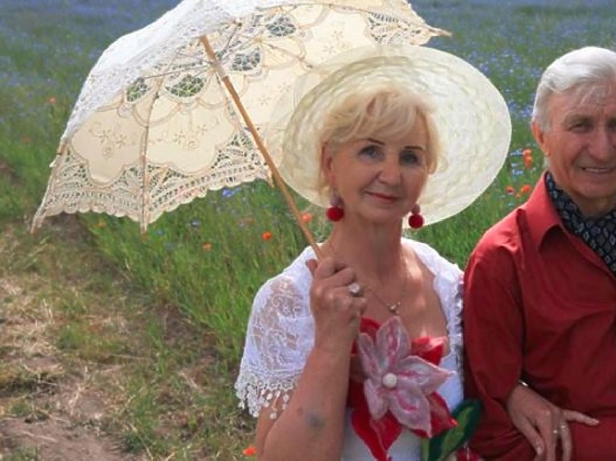 Eugeniusz Rudzki z kandydatkami na żonę w programie Rolnik szuka żony