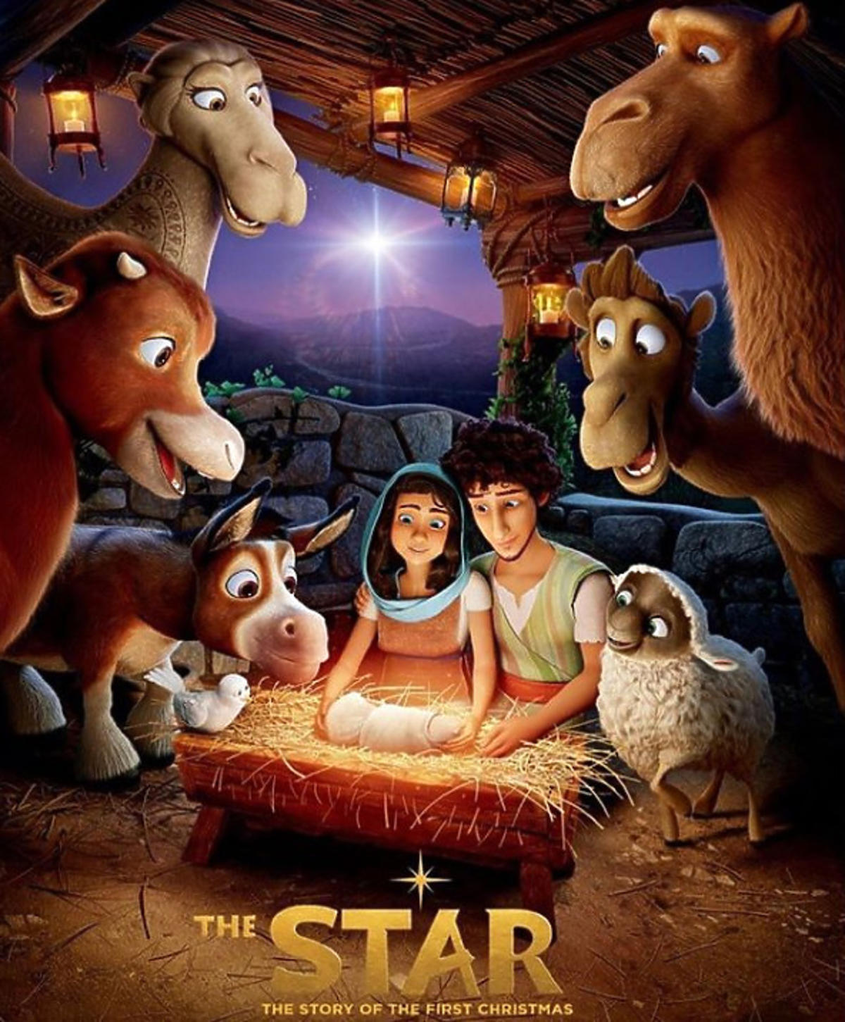 Film animowany Pierwsza Gwiazdka