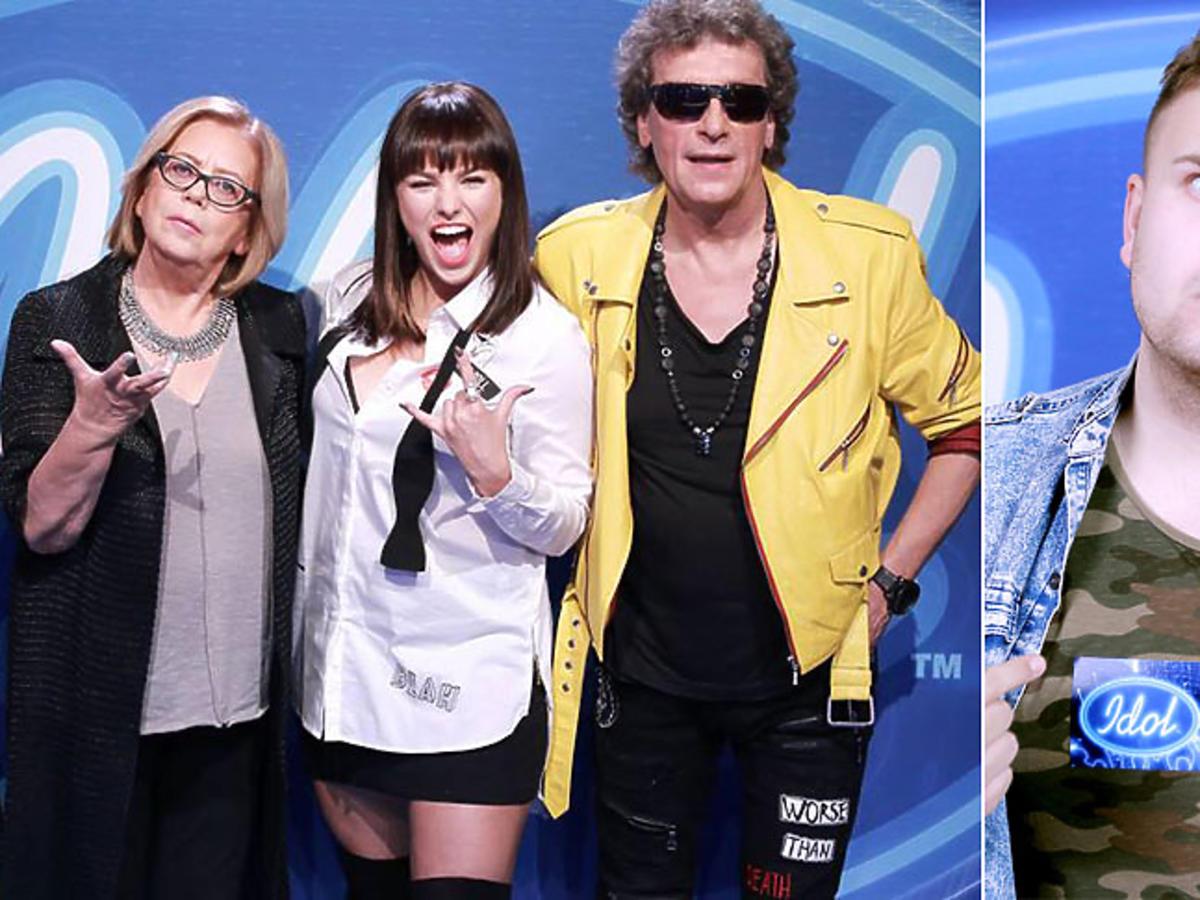 Idol - zdjęcia uczestni z 3. odcinka show