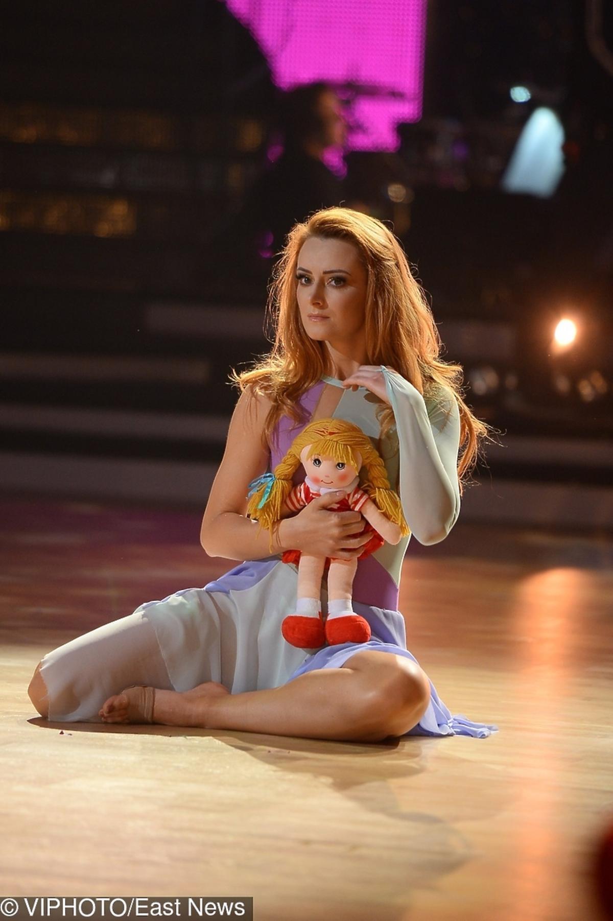 Iwona Cichosz w Tańcu z Gwiazdami