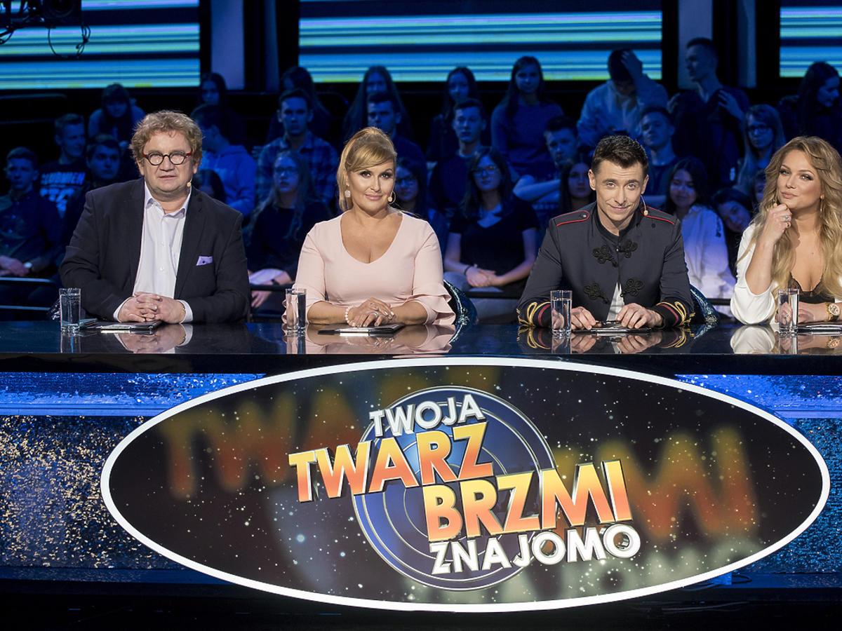 Joanna Liszowska w jury Twoja Twarz Brzmi Znajomo