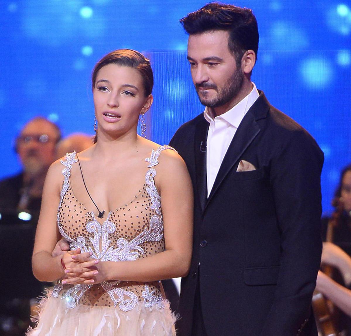 Julia Wieniawa  i Stefano Terrazino