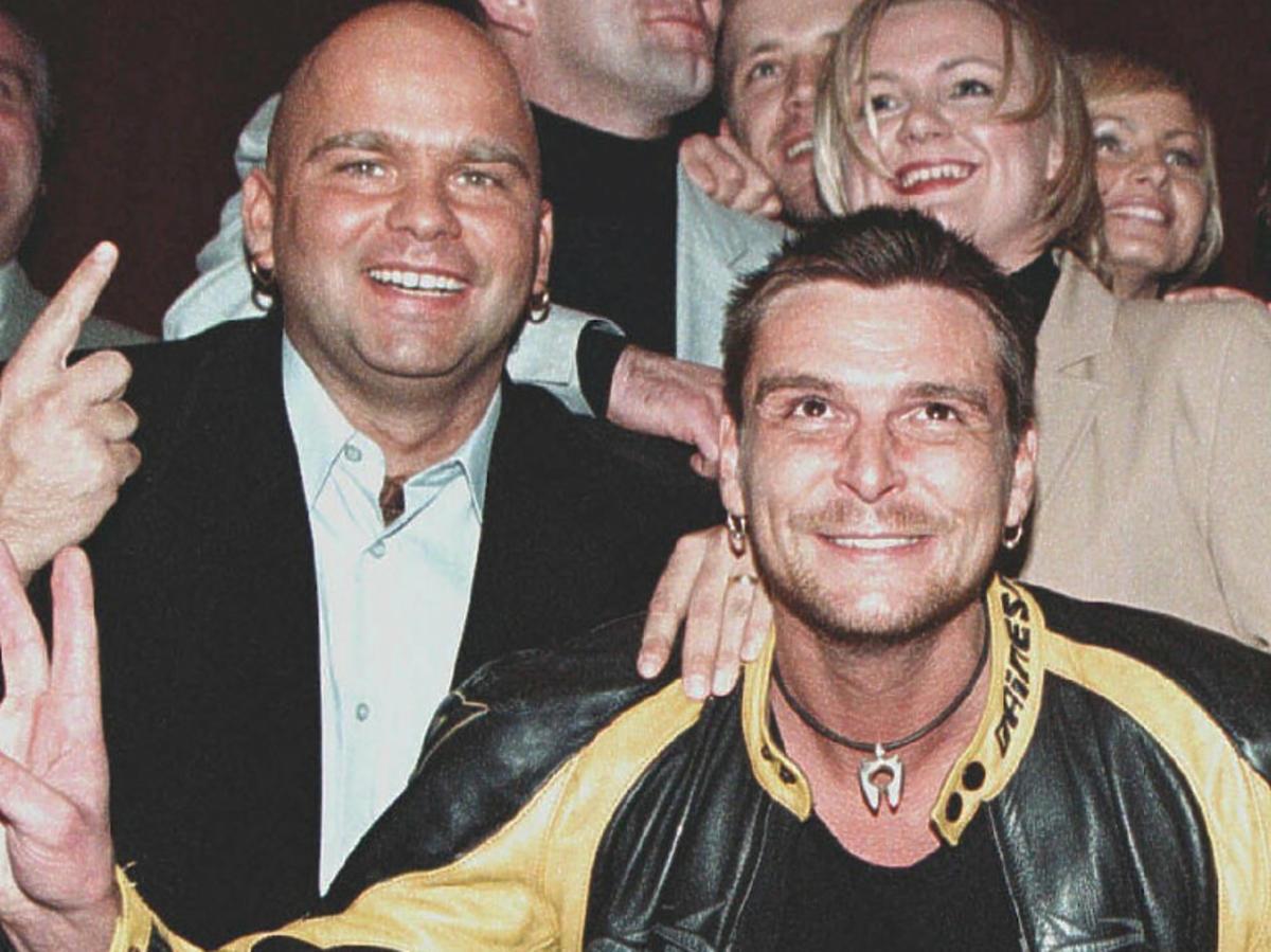 Klaudiusz Ševković i Piotr Gulczyński spędzili razem święta