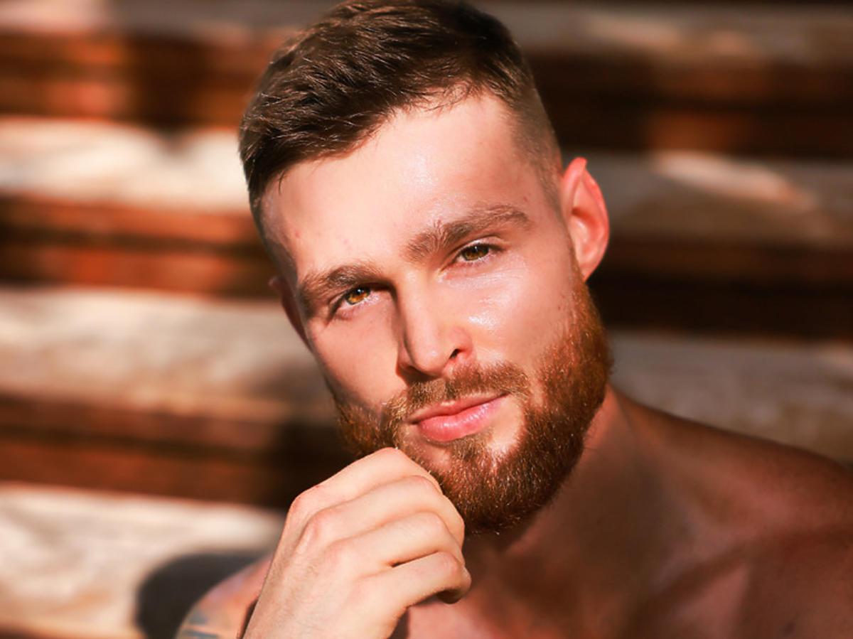 Marcin Groszek Grajoszek - uczestnik 3. edycji Hotelu Paradise