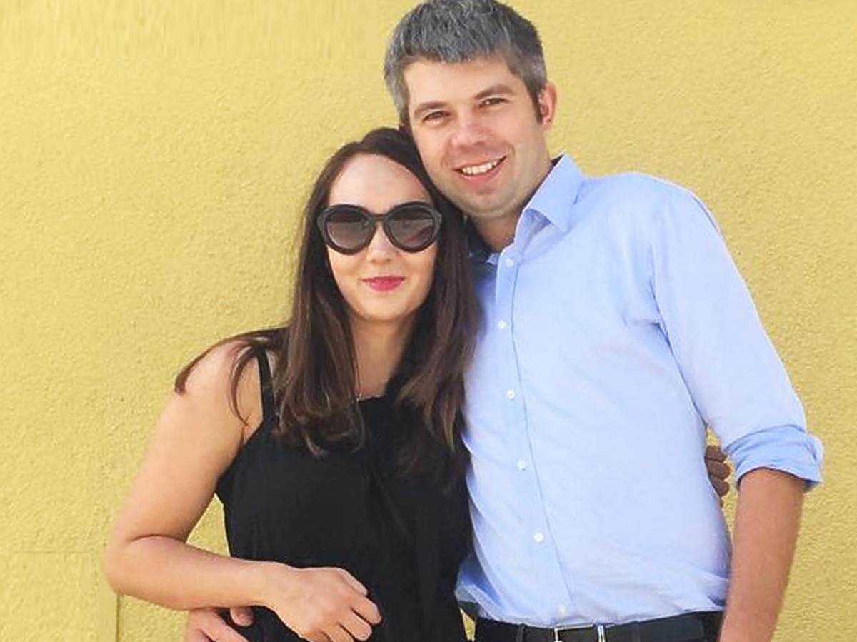 Martyna Szakiewicz i Paweł Szakiewicz