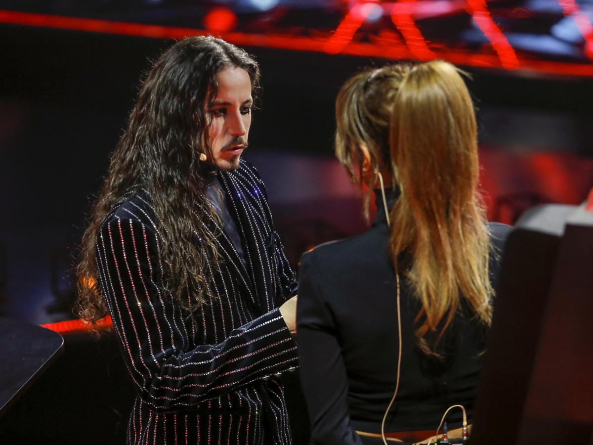 Michał Szpak i Edyta Górniak w The Voice of Poland 11