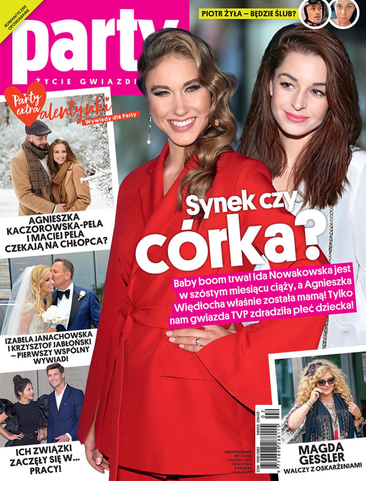Party, Ida Nowakowska w ciąży