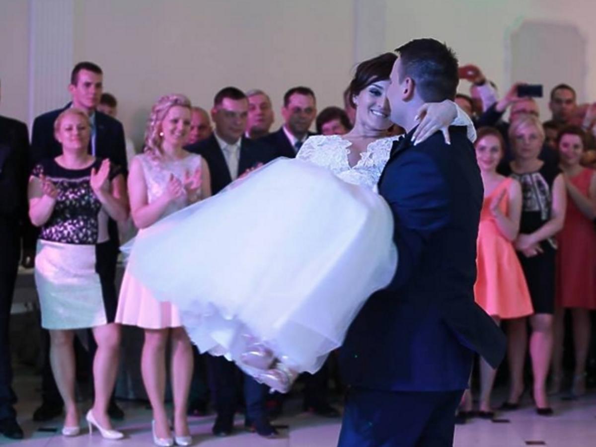 Pierwszy taniec Ania i Grzegorz z Rolnik szuka żony