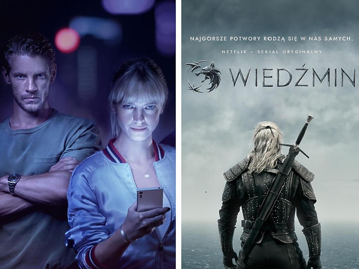 Polskie seriale z Netflixa